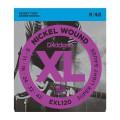 D'ADDARIO EXL120 струны для эл.гит., Super Light, никель, 9-42