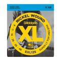 D'ADDARIO EXL125 струны для эл.гит., Super Light/Regular, никель, 9-46
