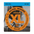 D'ADDARIO EXL140 стр. для эл.гит., Light/Heavy, никель, 10-52