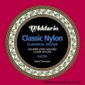 D'ADDARIO EJ27H струны для кл. гит., Silver, Hard Tension