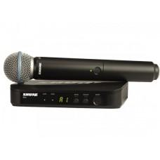 SHURE BLX24E/B58 K3E 606-638 MHz
