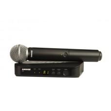 SHURE BLX24E/SM58 K3E 606-638 MHz