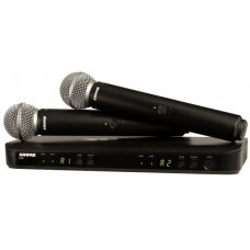 SHURE BLX288E/PG58 K3E 606-638 MHz