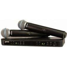 SHURE BLX288E/B58 K3E 606-638 MHz